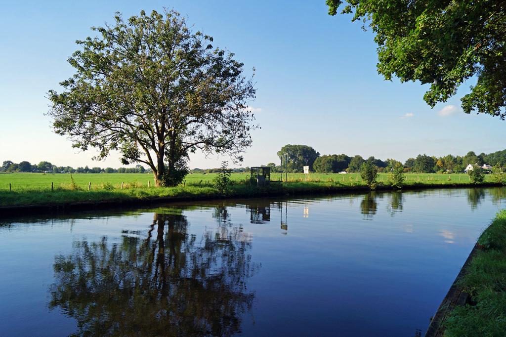 Hollandse IJssel voorbij IJsselstein