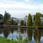 Tuincentrum vlak bij de Doorslag, Nieuwegein