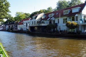 De Hollandse IJssel in IJsselstein