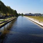 Hier is goed te zien waarom het deel van de Doordlag tot aan Goude, de gekanaliseerde IJssel heet.